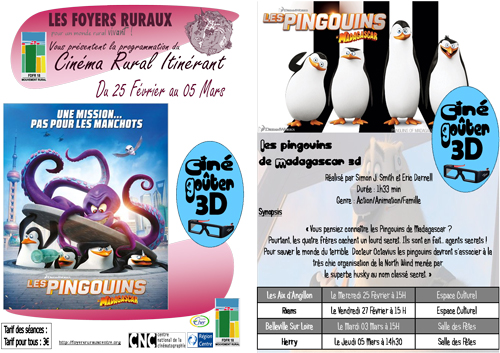 Fly cinegouter pinguinscircuit